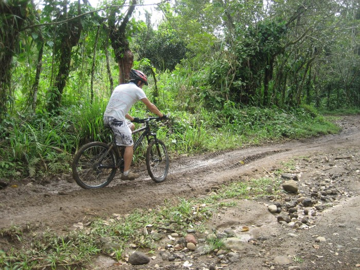 Mountain Bike Tour in Arenal Volcano