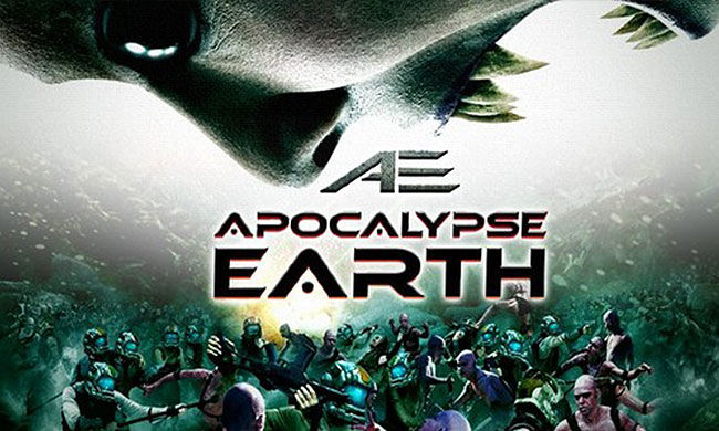 AE Apocalypse Earth Movie