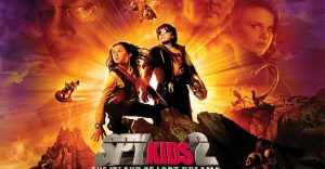 Spy Kids 2 – The Island of Lost Dreams Movie